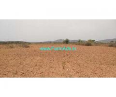 3.20 acre plain Agricultural farm land for sale at Chiknayakanhalli