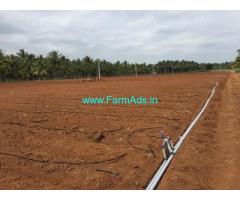 6 Acres Farm Land for Lease near Tiptur,NH206