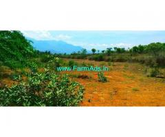 3 Acres Plain Agriculture Land Sale at Kottathara,Siruvani River