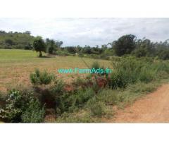 2 Acres Farm Land for sale at Thaly, Denkanikotai
