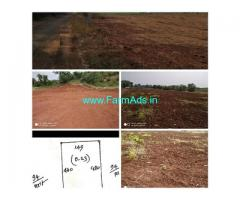 1 Acre Farm Land for Sale at Marpally Main Road,Bombay Highway