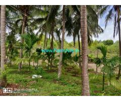 6 acre land for sale in Belman , 2 km from the Janthra Junction