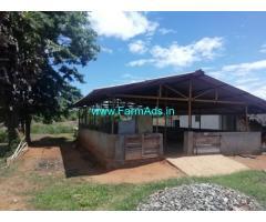 4.50 Acres Coconut Farm Land for Sale in Kozhinjampara