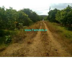 19.50 Acres for Sale at Melmaruvathur, Chennai South