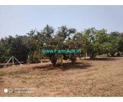 25 Cents Organic Farm Land Sale at Koovathur Ecr