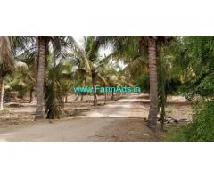 No brokerage deal 42 Acres Agriculture Land for Sale Tirupur