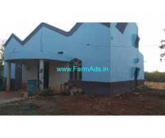 3 Acres Farm land with Farm House for Sale at Anegunta