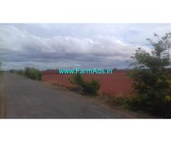 100 acres red soil agriculture farm Land available for sale near Hiriyur