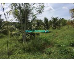 Cocunut Farm for sale, 1 Acre 32 Guntas,  in Jayapura - Hd kote route