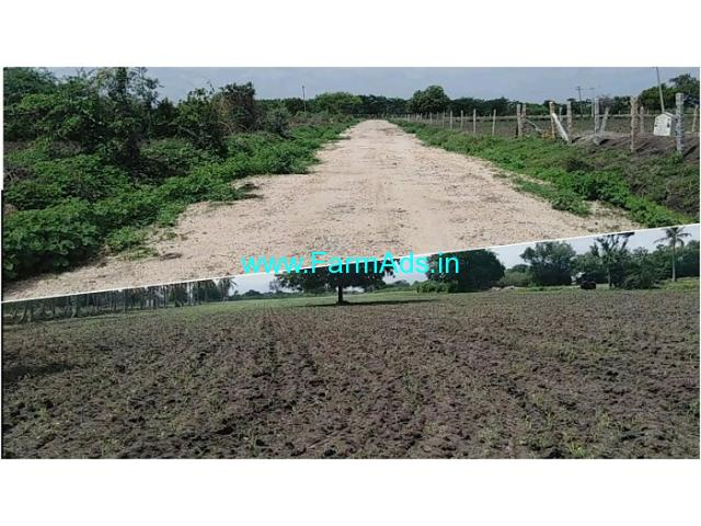 2.35 Acres low budget agriculture land for sale at Santhemarahalli
