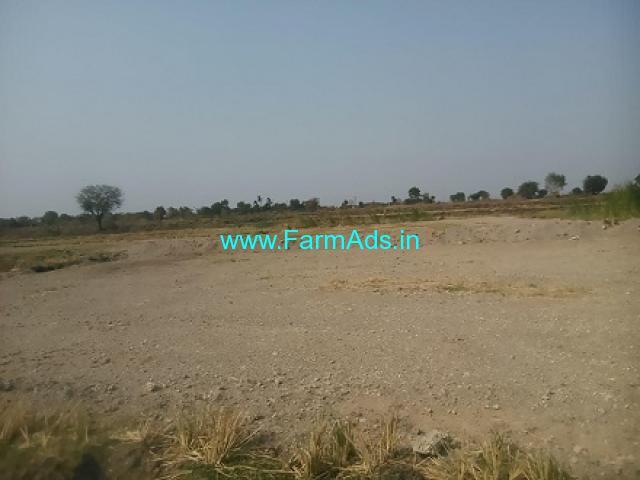 15 Gunta Farm Land for Sale near Jagtial,SKNR Degree College
