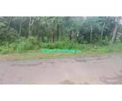 59 Cents Rubber Farm land Sale at Chithara