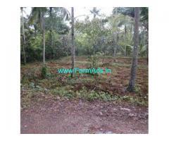 15 Cents Agriculture Land for Sale at Karanthoor,Pallithazham NH