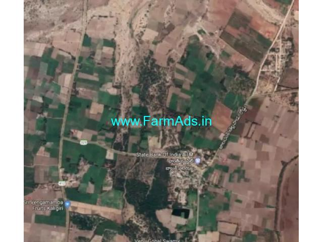 6 Acres Farm Land for Sale at Chinna Annaluru,Kaligiri-Kondapuram road