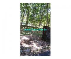 2 Acres Agriculture Land for Sale near Chethicode