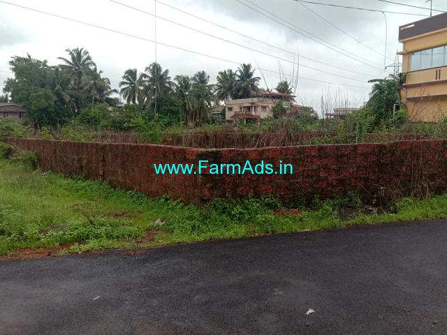 6.25 Cents Land for Sale at Vamanjoor