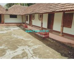 84.75 cents Land with Farm House for Sale at Kumbidy,Annamenada