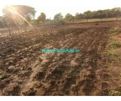 Half Acre Agriculture Land with Poultry Farm for Sale near Siddipet