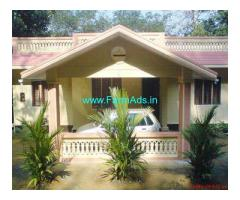 2 Acres Agriculture Land with House for Sale at Kurumannu