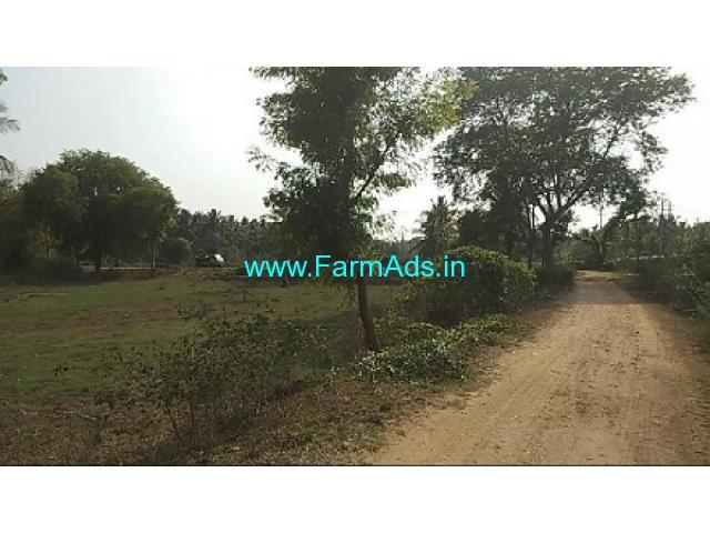 2.05 Gunta Agriculture Land Located On Halagur Main Road