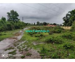 8.5cents land for sale in Hirebettu