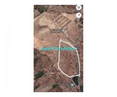 10.20 Acres Agriculture Land for Sale near Masaipet,Rajapet Road