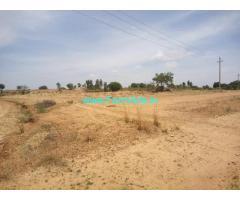 4 Acres Agriculture land for sale at Chikkaballapu, sidlaghta taluk