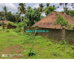 36 Cents Agriculture Land for Sale at Bantakal,Shirva Highway