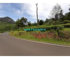 1 Acre 50 Cents Tea Estate for Sale near Ooty
