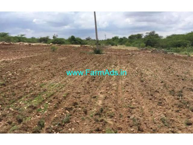 9 acres Agricultural land for sale 190 kms from Bangalore. near Kambadur