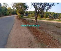 4.15 Acres Agriculture Land for Sale near Tumkur,NH4