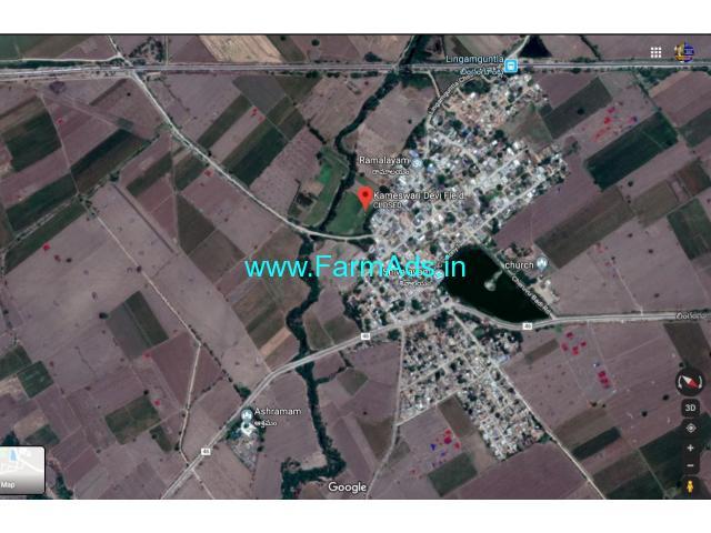 Agricultural Land for sale in Guntur in  Lingamguntla,Pedakurapadu Mandal,