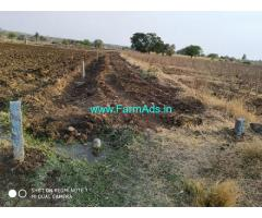12.24 Acres Plain Agriculture Land for Sale near Amangal,Srisailam Highway