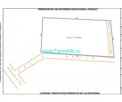 5 Acres Land for Sale near Shadnagar,Kothur Old Bypass Road