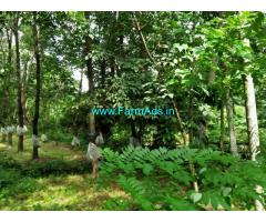 13.5 Acres River Side Farm Land for Sale near Subramanya temple