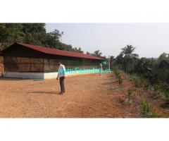 312 cents Agriculture Land for Sale near Kasargod