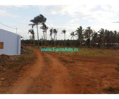 2.42 Acres Agriculture Land for Sale near Udumalpet,Pollachi Road