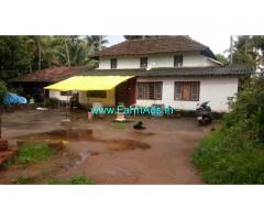 45 Cents Farm Land with FarmHouse for Sale near Kundapura