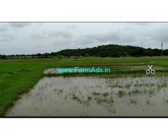 4 Acres Agriculture Farm land for sale Near Dharur , Dharur to Tandur
