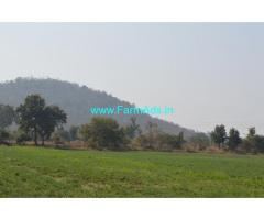 National Highway (NH-6) Amravati Road Touch Agricultural Land For Sell