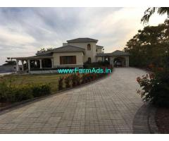 Farm House with 1.3 Acres Land for Sale near Moinabad