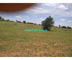 105 Acres of Land for sale at Chinnadaudapally villege , Kollapur mandal