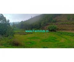 12 Acres farm land available for sale in kodaikanal.... Kookal village.
