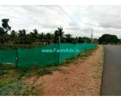 3 acres agriculture Land available for sale in mysore Nagamangla Main Road
