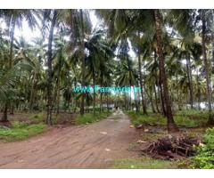 25 Acres Agriculture Land with house for Sale near Kozhinjampara