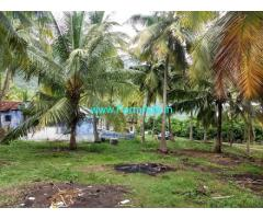 13 Acres Agriculture Land with Farm House for Sale near Chemmanampathy