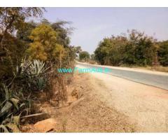 Kalikiri Somala road facing 3.85 Acres Mango Farm for Sale