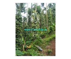 Land with house for sale in Attappady . Mannarkad