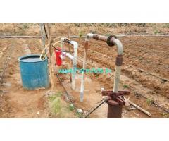 4.16 Acres maintained Areca Farm Land for sale at Hoovinahole, Hiriyur