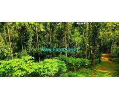 1 Acre Agriculture Land with House for Sale in Attapady
